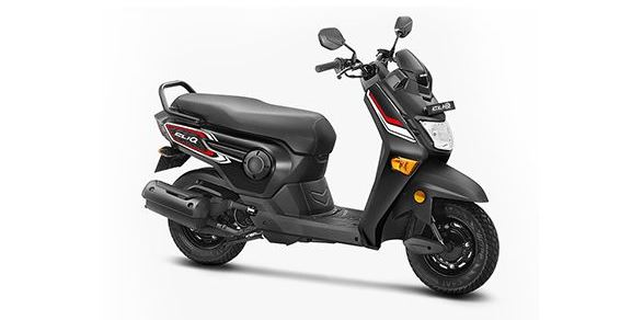 Honda Cliq Scooter Maintenance