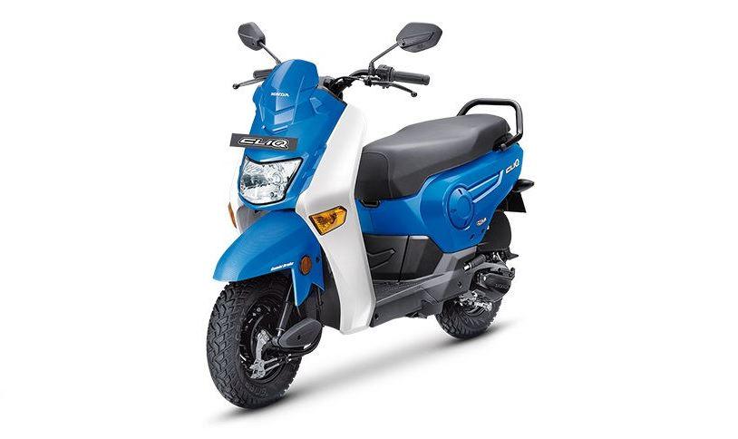 Honda Cliq Scooter Overview