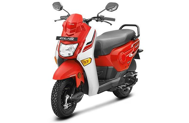 Honda Cliq Scooter Self-start