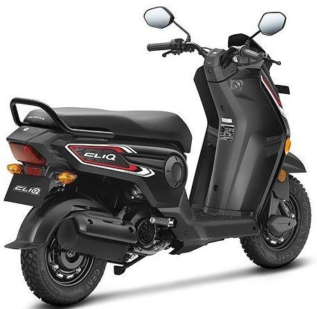Honda Cliq Scooter Specifications