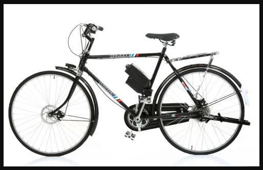 Hulikkal Rambler E-Bike