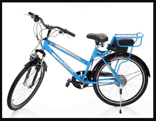 Hulikkal Sylph E-Bike