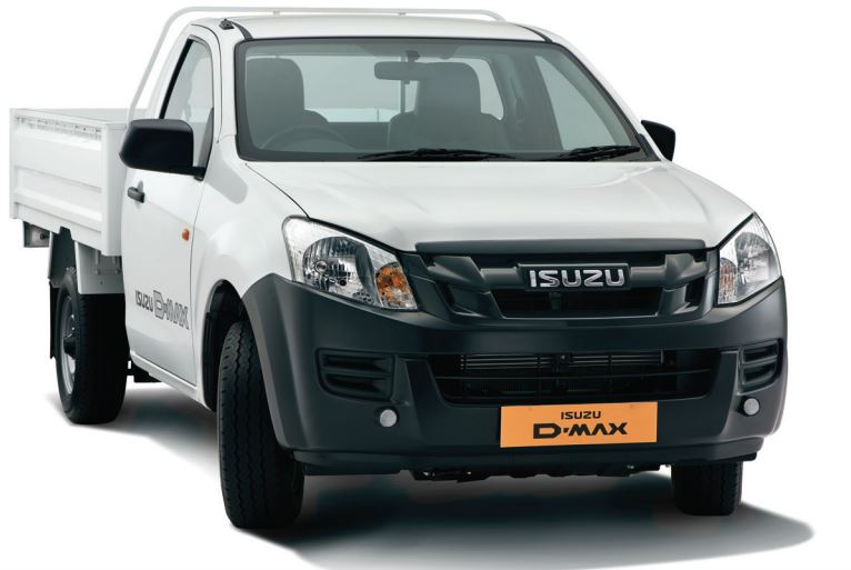 ISUZU D-MAX Regular Cab Pickup 1