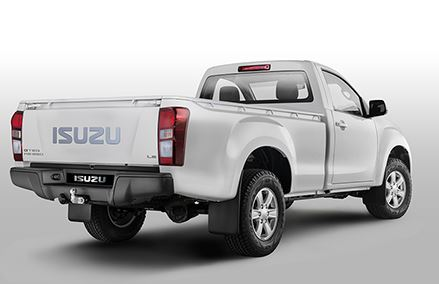 ISUZU D-MAX Regular Cab Pickup 3