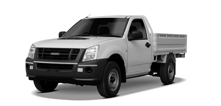 ISUZU D-MAX Regular Cab Pickup 5