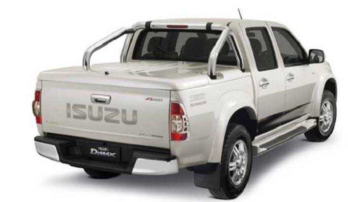 ISUZU D-MAX S-Cab Pickup Truck Specifications