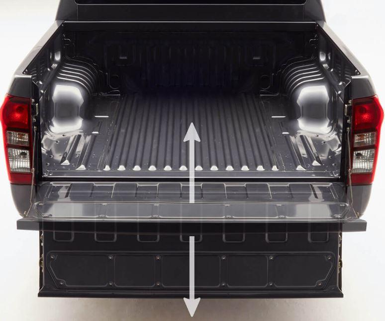 ISUZU D-MAX S-Cab Pickup Truck Utility