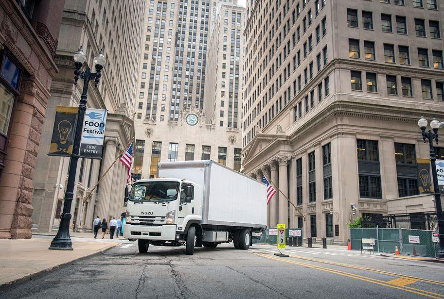 Isuzu F-Series FTR Diesel Trucks 1