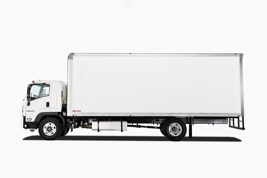 Isuzu F-Series FTR Diesel Trucks 4