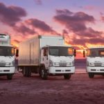 Isuzu F-Series FTR Diesel Trucks Overview