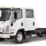 Isuzu NPR Crew Cab Gas Truck