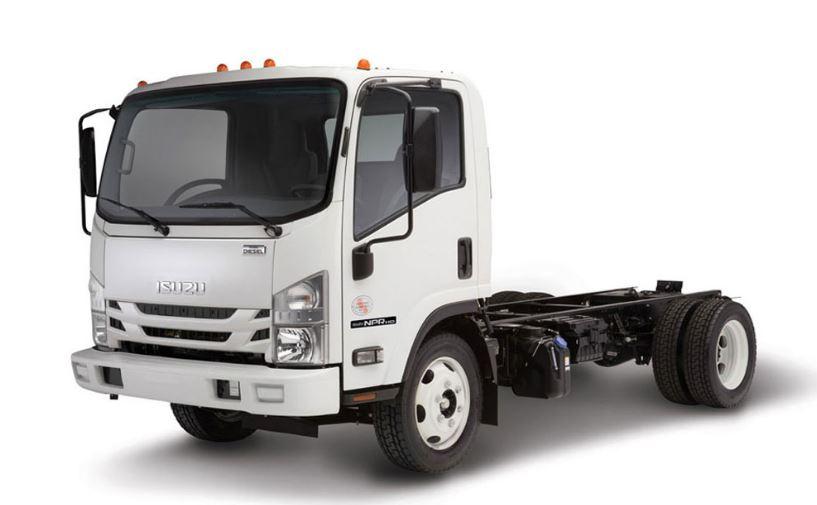 Isuzu NPR-HD Standard Cab Diesel Truck