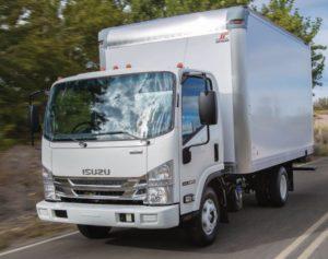 Isuzu NPR Standard Cab Diesel Truck