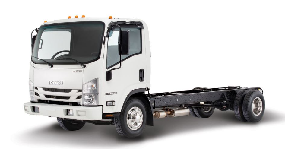 Isuzu NPR Standard Cab Gas Truck
