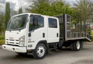 Isuzu NQR Crew Cab Diesel Truck