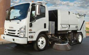 Isuzu NQR Standard Cab Diesel Truck
