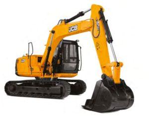 JCB JS120 price
