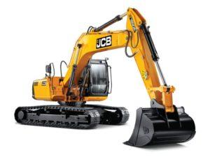 JCB JS205LC price