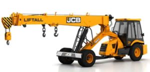 JCB LIFTALL 1553 price
