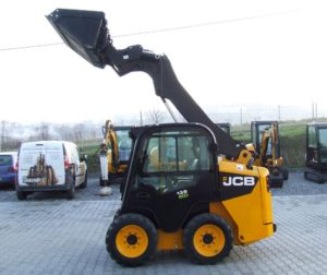 JCB Robot 135 price
