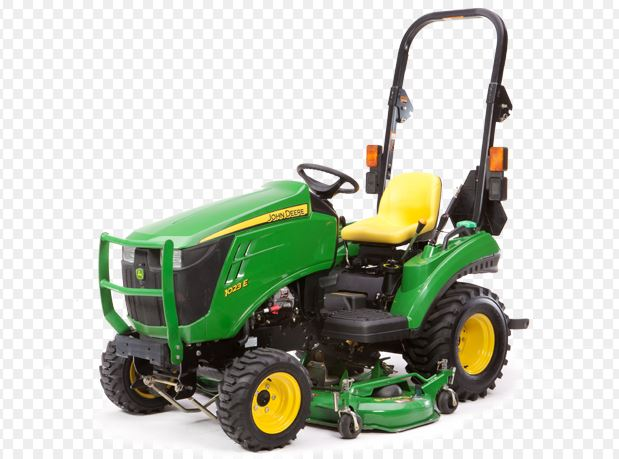 John Deere 1023E Sub-Compact Utility Tractor price in india
