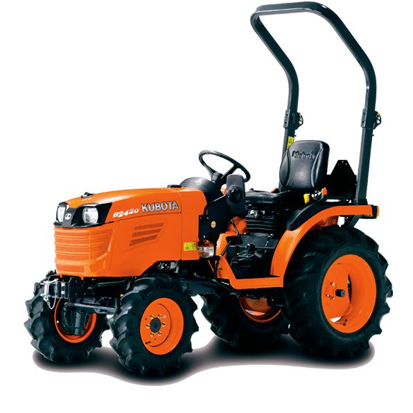 Kubota B2420 Compact Tractor price list in india