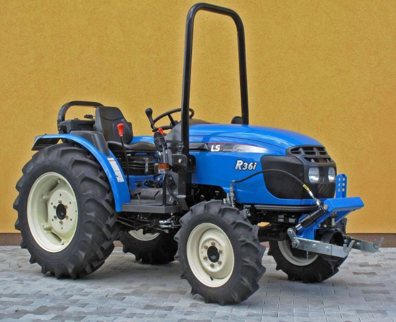 LS I36 Compact Tractor