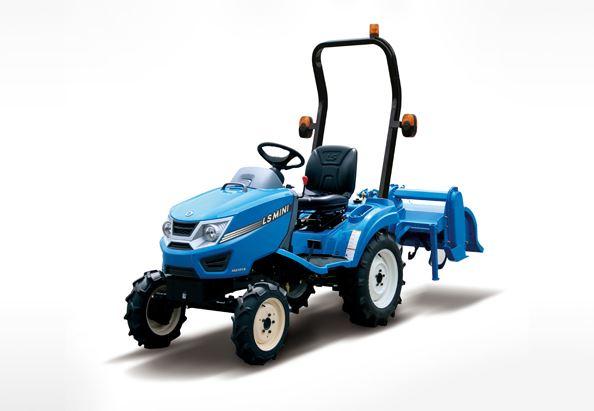 LS J25 Tractor