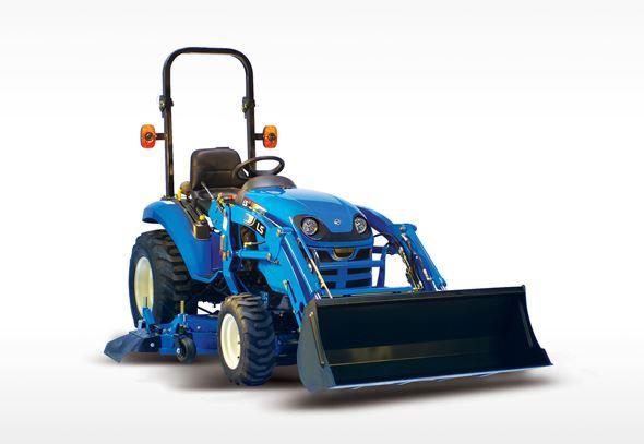 LS J27 Tractor