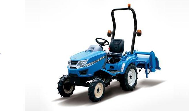 LS Mini tractor