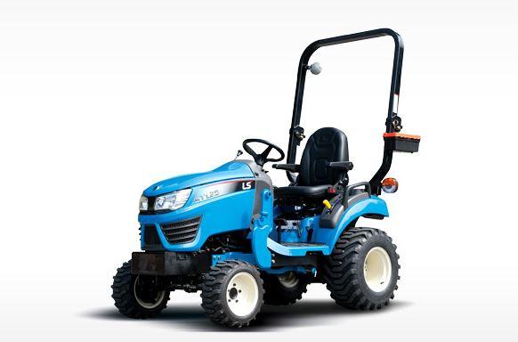 LS Tractor MT125 Tractor Image