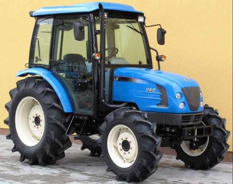 LS U60 Utility Tractor