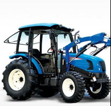LS U6020Utility Tractor