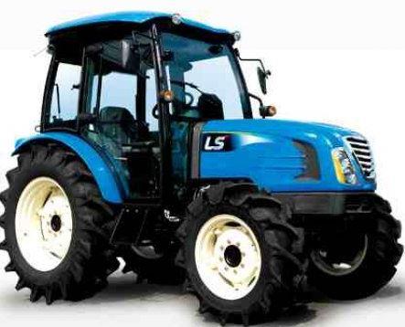 LS U6030Utility Tractor