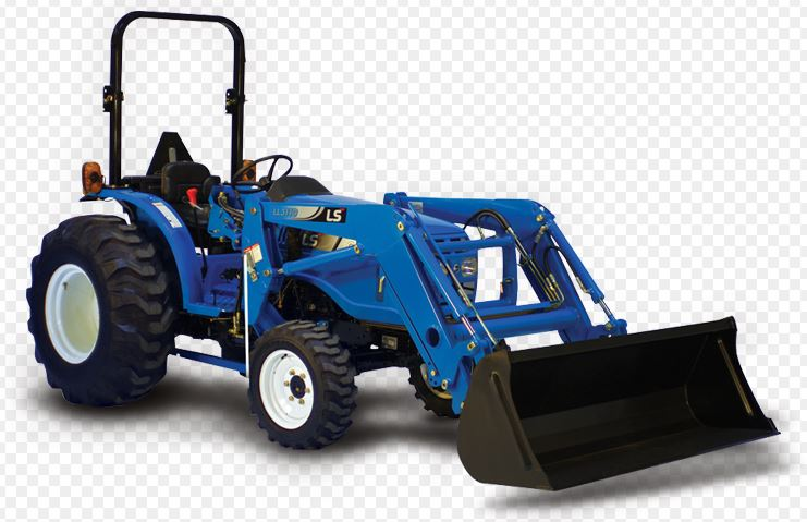 LS XG3025 Compact Tractor
