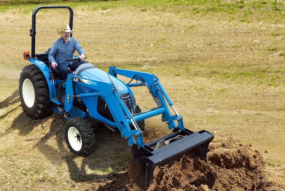 LS XG3037 Compact Tractor