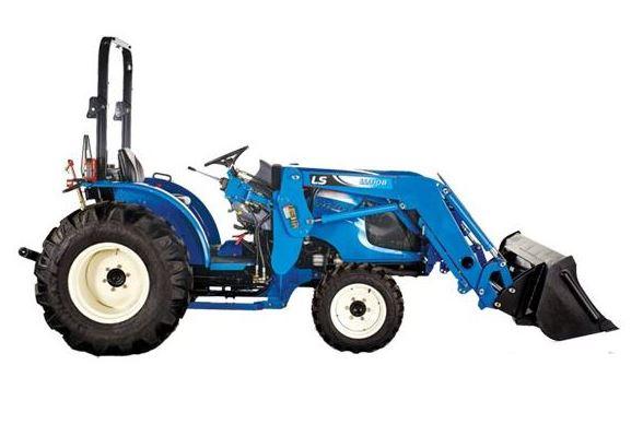 LS XG3135Compact Tractor