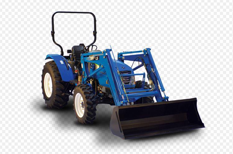 LS XU6158Utility Tractor