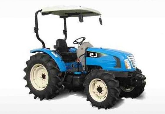 LS XU6163 Utility Tractor