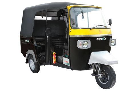 Lohia Humsafar Diesel Auto Rickshaw 1