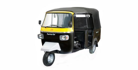 Lohia Humsafar Diesel Auto Rickshaw 2
