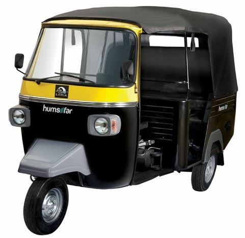 Lohia Humsafar Diesel Auto Rickshaw 3