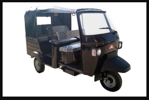Lovson5 Seater Diesel Auto Rickshaw