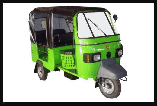 Lovson 6 Seater Diesel Auto Rickshaw