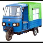 Lovson8 Seater Diesel Auto Rickshaw