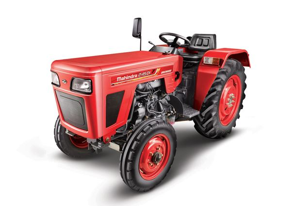 Mahindra 245 price in India