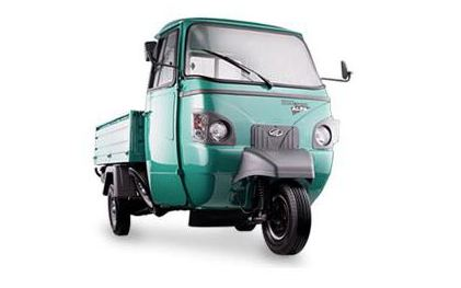 Mahindra Alfa CNG Three Wheeler 2