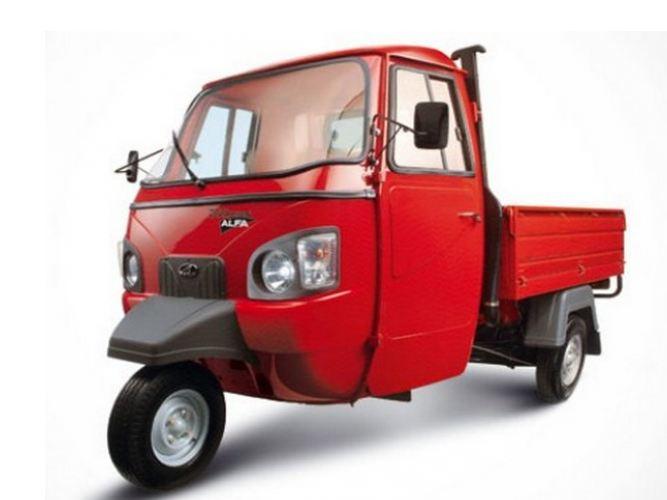 Mahindra Alfa Plus Three Wheeler 1