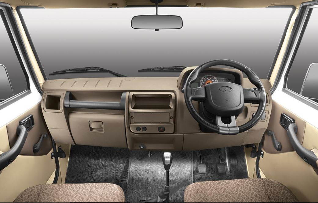 Mahindra Big Bolero Pik-Up Comfort
