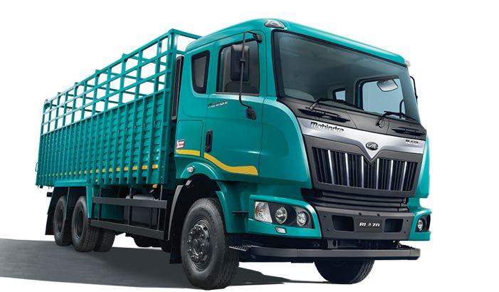Mahindra Blazo 25 Truck